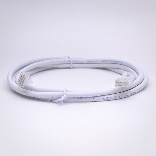 Cambridge Sound QT White 10 ft plenum rated cable