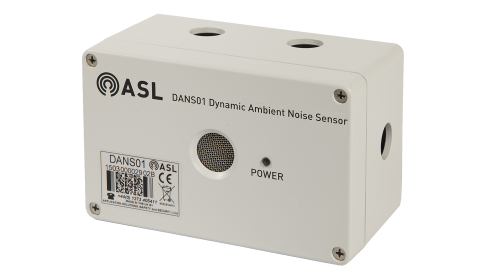 ASL ANS Dynamic Ambient Noise Sensor - Ip65