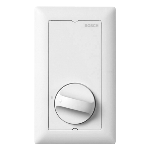 Bosch LBC Volume Control 100W (MK Double, W/Mounting Box)
