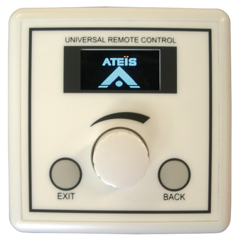 Ateis UAP Programmable Remote Controller