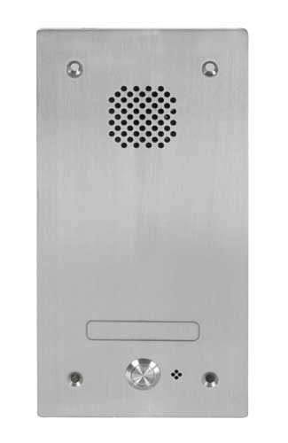 Ateis TERRA IP media console - Intercom doorstation - 1 button