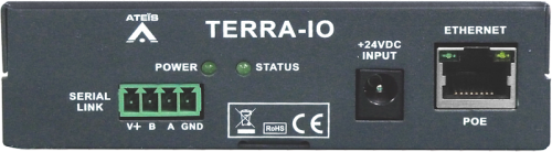 Ateis TERRA IP GPIO Interface