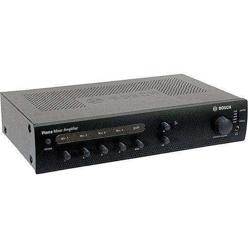 Bosch Plena Easy Line 120 Watt Mixer Amplifier
