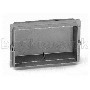 Bosch LBC Flush Mounting Box