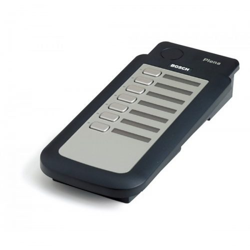 Bosch Plena VA Call Station Keypad
