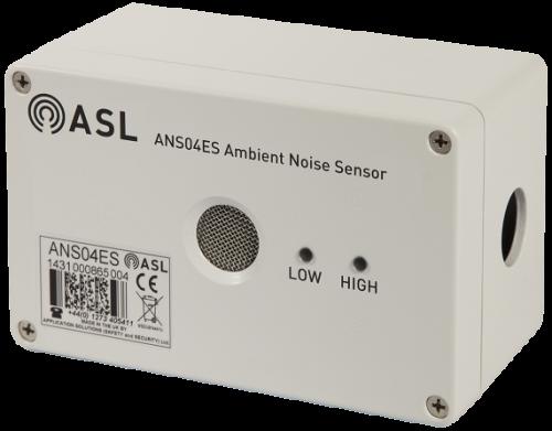 ASL ANS Ambient Noise Sensor - Ip65 - Dual Range - Extende