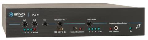 Univox Domestic AutoLoop UK, Automatic loop amplifier 50m?
