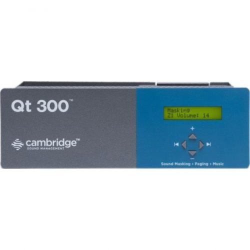 Cambridge Sound QT 3 zone control module for up to 360 emitters