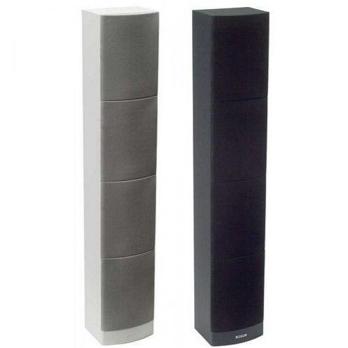Bosch LA1 36W Column Loudspeaker, Black