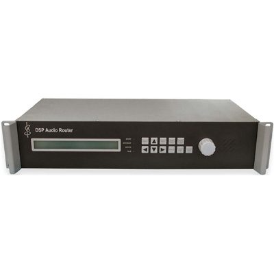 ASL VAR Router 8x8 Dsp - Base Model - A Audio Outs Only -