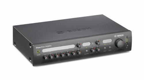 Bosch Plena Easy Line 240 Watt Mixer Amplifier, 2 Zones