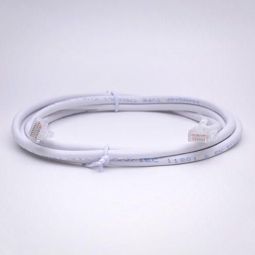 Cambridge Sound QT White 10 ft plenum rated cable