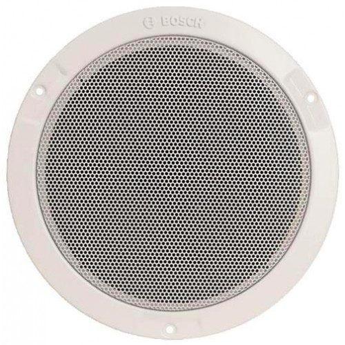 Bosch LBC Ceiling Lsp 9/6W, Metal Grille, Round,Screw Mount