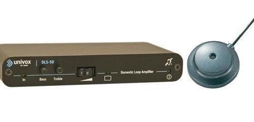 Univox Counter CTC-120 UK, Cross the Counter loop, CLS-1+loop pad