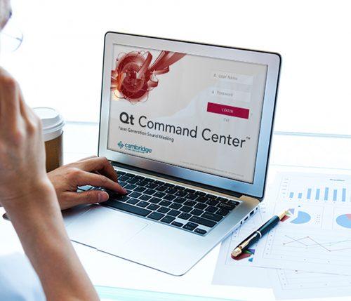 Cambridge Sound QT Qt Command Center - Enterprise  (Unlimited Users)