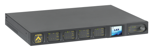 Ateis LAP Networked Linked Audio Processor 8in/8out