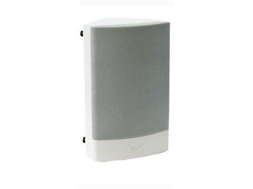 Bosch LB1 6W Corner Cabinet Loudspeaker, White