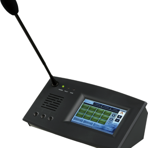 Ateis DIVA Colour Touchscreen Paging Console