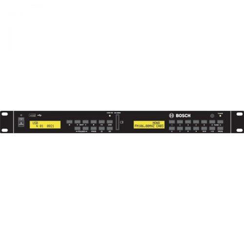 Bosch Plena Easy Line SD Tuner Bgm Source