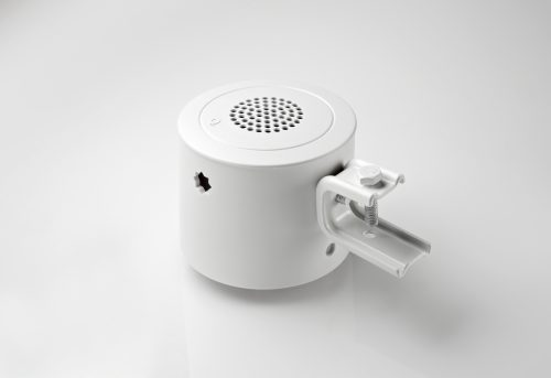 Cambridge Sound QT Beam mounting bracket - White
