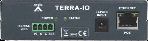 Ateis TERRA IP GPIO Interface