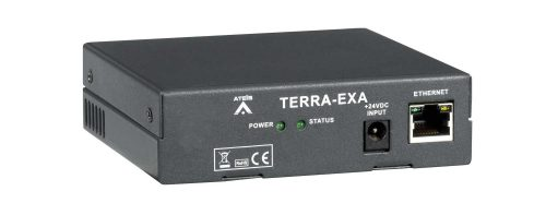 Ateis TERRA IP media streamer - Stereo amplified OUT x 1