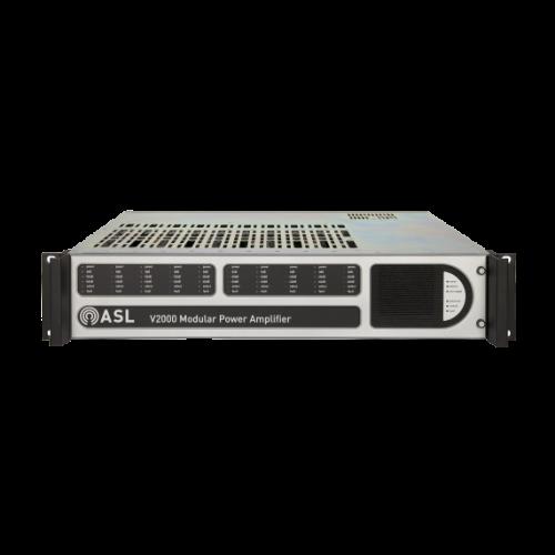 ASL V2000 Amplifier Mainframe 2000w Inc Battery Charger