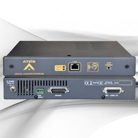 Ateis MAGELLAN Counter Intercom Control Unit