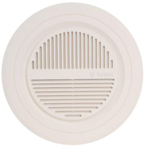 Bosch LBC Ceiling LSP 9/6W, Plastic Grille, Round, Spring Cl