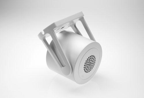 Cambridge Sound QT Universal mounting bracket - White