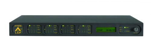 Ateis LAP Networked Linked Audio Processor 12in/4out