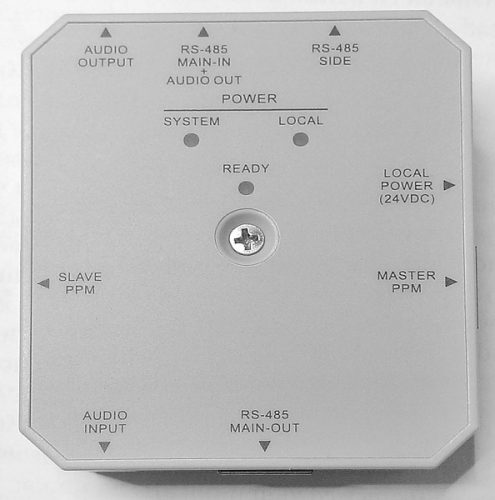 Ateis UAP Junction Box for PSM/PPM Microphone Consoles