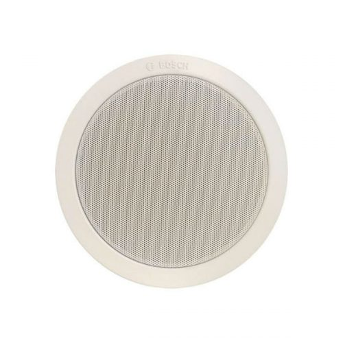 Bosch LBC Ceiling LSP 9/6W, Metal Grille, Round, Spring Clam