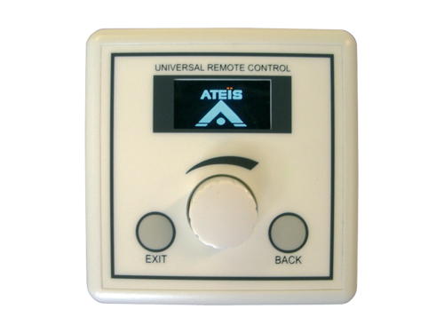 Ateis IDA8 Programmable Remote Controller