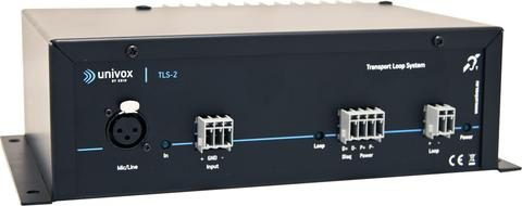 Univox Counter TLS-2, Loop amplifier for trains