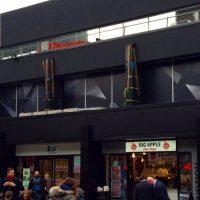 Upgrading Euston Station, a new mezzanine and retail area