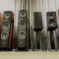 Why is my speaker making strange noises?